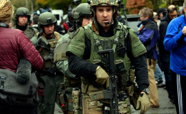 11 Killed In Pittsburgh Shooting In 'Deadliest' Attack On Jews In US