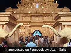 पश्चिम बंगाल में सुरक्षा का ध्यान रखते हुए सादगी से दुर्गा पूजा मनाने की तैयारियां तेज