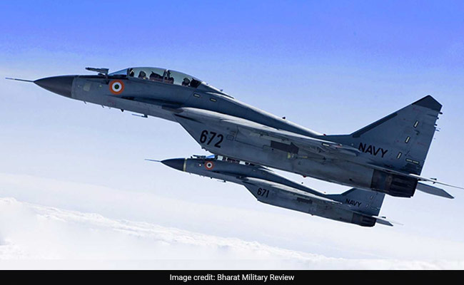 Breaking News: Indian Air Force Fighter Aircraft Crashes In Punjab: Report