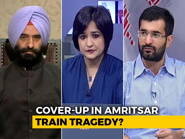 Video : Why Is No One Named In Amritsar Tragedy FIR?