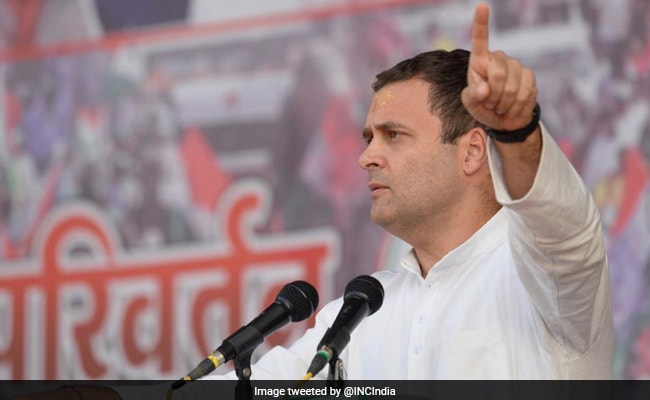 Government Opened Doors Of Jammu And Kashmir For Terrorists: Rahul Gandhi