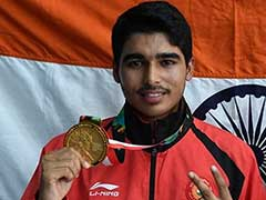 Youth Olympic Games: Saurabh Chaudhary Wins Gold In 10m Air Pistol Event