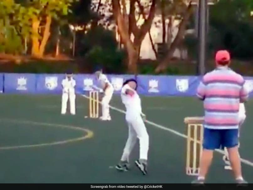 Watch: Youngsters Unusual Bowling Action Brings Back Memories Of Former South Africa Spinner