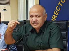 Political Will Needed To Bring Changes In Education Sector: Manish Sisodia