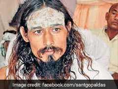 Ganga Activist Sant Gopaldas Rushed Back To AIIMS