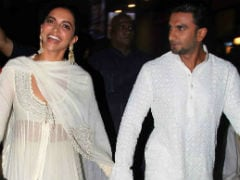 Deepika Padukone On Her Wedding To Ranveer Singh: 'I'm Excited'