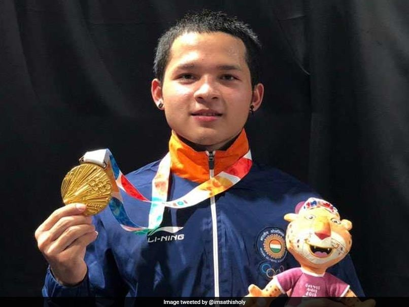 Youth Olympics: Jeremy Lalrinnunga Says Use Of Strength Attracted Him To Weightlifting