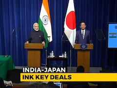 Video: India Signs $75-Billion Currency Swap Pact With Japan