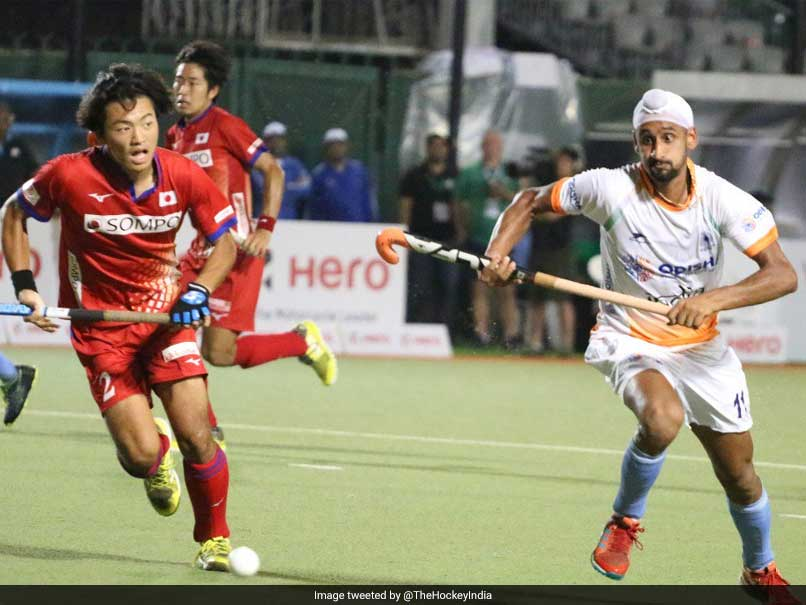 Asian Champions Trophy: India crush Asiad hockey champions Japan