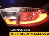 Video : Sponsored: carandbike Exclusive! The Starry Makeover