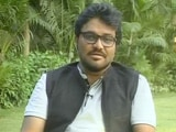 Video: Babul Supriyo Endorses Amitabh Bachchan's 'Plant A Tree Challenge'