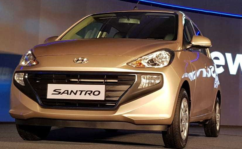 Under the bonnet, the new Hyundai Santro gets a 1.1-litre engine.