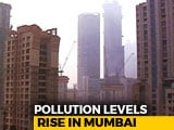 "Video : Air Pollution In Mumbai In ""Poor"" Category"