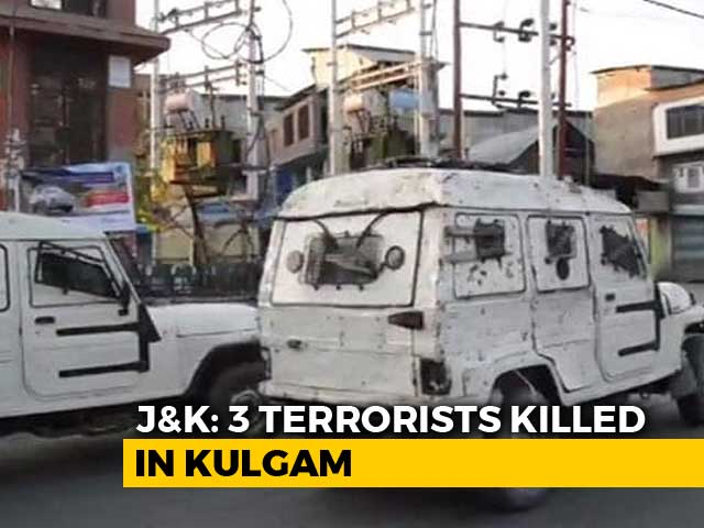 Video : 6 Civilians Die In Blast After Kashmir Encounter That Killed 3 Terrorists