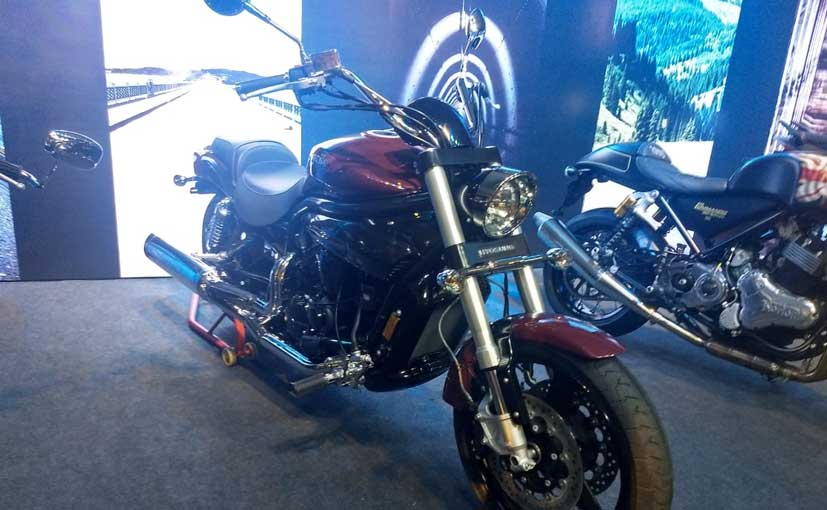 Hyosung 650 Aquila Pro launched in India.