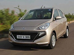Hyundai Santro Gets A Price Hike Of Rs. 25,000 On The Base Trim