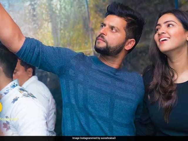 Suresh Rainas Wife Priyanka Raina Reveals Her Husbands Secret Talent