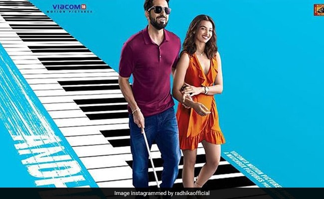 AndhaDhun Box Office Collection Day 6: Radhika Apte And Ayushmann Khurrana Film Stays 'Super Strong' At Rs 25.15 Crore