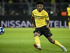 Borussia Dortmund Teenager Jadon Sancho Gets England Squad Call