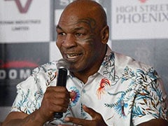 Mike Tyson Loved Chicken Biryani, Got Sherwani In India