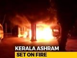 Video : Kerala Ashram Run By Preacher Who Backed Sabarimala Verdict Attacked