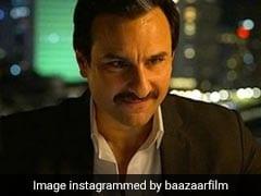 Baazaar Box Office Collection Day 1: नहीं दिखी 'बाजार' में तेजी, सैफ अली खान ने पहले दिन कमाए इतने करोड़