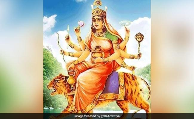 Navratri 2018: नवरात्रि का चौथा दिन, मां कूष्माण्डा की पूजा करते वक्त जरूर पढ़ें ये आरती