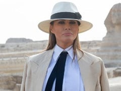 Plane Carrying Melania Trump Lands Safely After Smoke Appears In Cabin