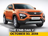 Video : Tata Harrier Unveiled, Renault Duster, 2019 Jaguar F-Pace, Harley-Davidson Recall