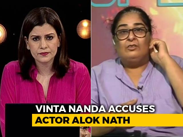 Video : Had The Best Sleep Of My Life Last Night: Vinta Nanda To NDTV On #MeToo