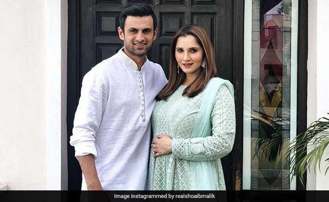Sania Mirza Shoaib Malik Have A Baby Boy