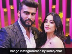 Janhvi And Arjun Kapoor Will Sip <I>Koffee With Karan</I>. Here's Proof