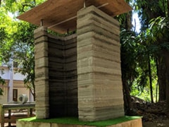 IIT Madras Faculty, Alumni Develop India's First 3D Printing Construction Technology