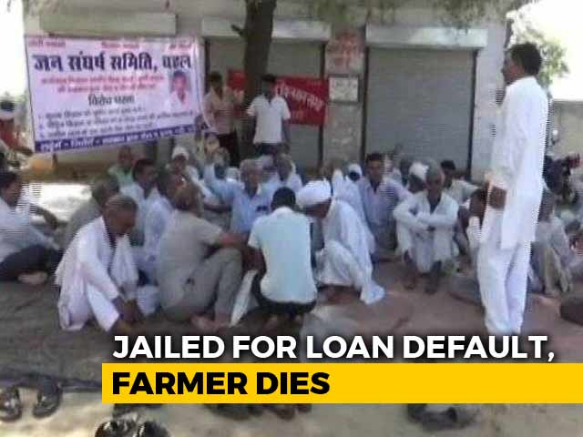 Video : Haryana Farmer Serving Jail Term For Loan Default Dies In Prison