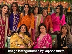 Karva Chauth 2018 - 'Miss You Sridevi': Inside Sunita Kapoor's Bittersweet Celebrations With Raveena Tandon, Neelam And Others