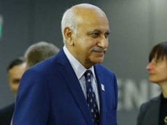 MJ Akbar's Defamation Case Against Journalist Over #MeToo In Court Today