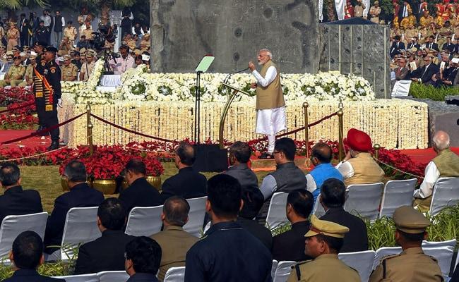 'Grateful Nation Pays Tribute': PM Inaugurates Police Memorial, Museum