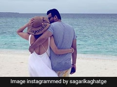 Sagarika Ghatge And Zaheer Khan's Loved-Up Pic From Maldives Vacation Is Postcard-Worthy