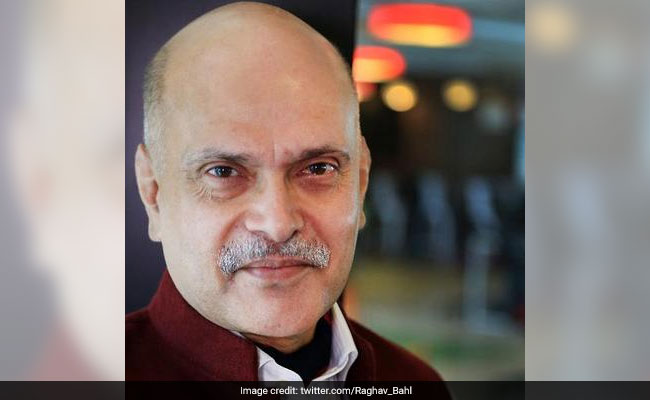 Editors Guild Of India Condemns Raids At Raghav Bahl's Home, Office