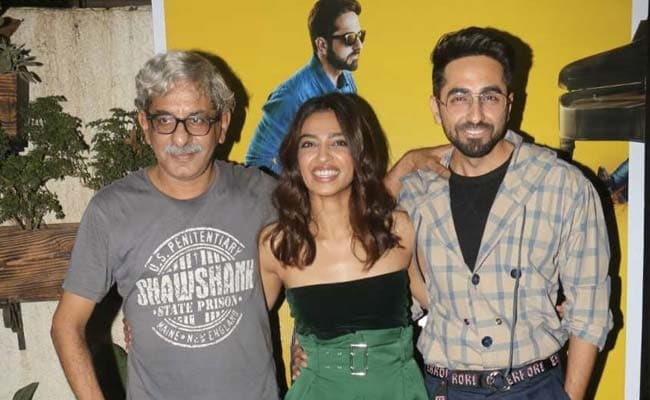 AndhaDhun Reviewed By Celebs: Ayushmann Khurrana And Radhika Apte Are 'Kamaal'