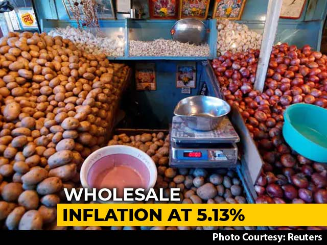 Video : September Wholesale Inflation Rises To 5.13% Against 4.53% In August