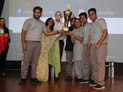 Prodigy'18: Ahlcon International School Wins Shaheed Sukhdev College of Business Studies Event
