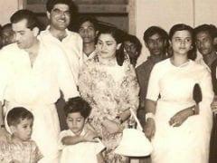 This Old Pic Of Raj Kapoor And Wife Krishna Raj Kapoor Will Bring Back 1,000 Memories