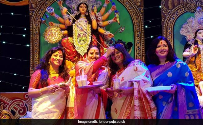 UK Gears Up To Celebrate Durga Puja With Festive Cheer