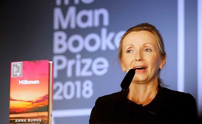 Man Booker Prize: आयरलैंड की लेखिका Anna Burns को 'मिल्कमैन' के लिए मिला मैन बुकर पुरस्कार