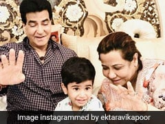 Ekta Kapoor's Hilarious Message For Jeetendra And Shobha Kapoor On Their 44th Wedding Anniversary