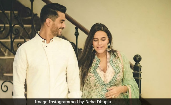 Neha Dhupia Reveals How Her And Angad Bedi's Love Story Was An 'Unplanned' Journey