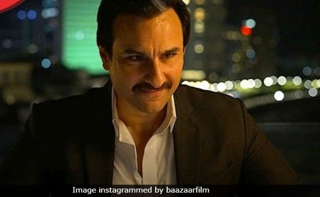 Baazaar Preview: Saif Ali Khan In A Gripping Tale Of Power, Money And Betrayal
