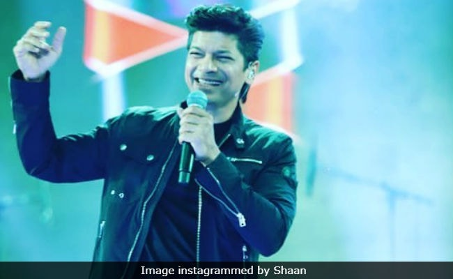 'Complete Lies,' Tweets Shaan After Reports He Was Pelted With Stones At Assam Concert