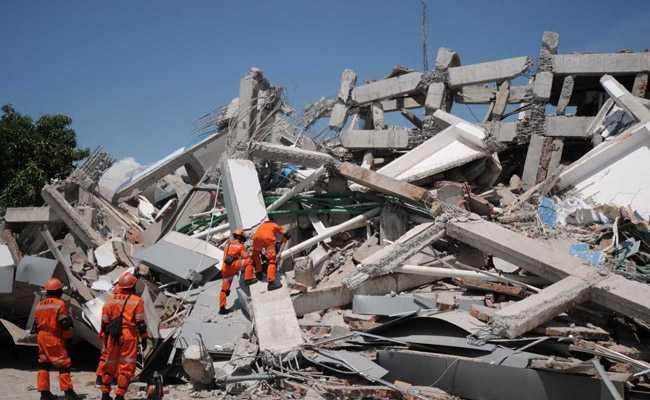 1,234 People Dead In Indonesia Earthquake, Tsunami
